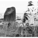 """ALT=""""käsmu, meri, kivi, mustvalge, fotograaf Katrin Press"""""""