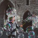 magic soap bubbles
